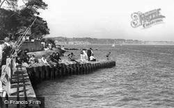 Fishing c.1960, Mudeford