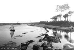 The Estuary 1918, Mudeford