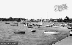 The Harbour c.1960, Mudeford