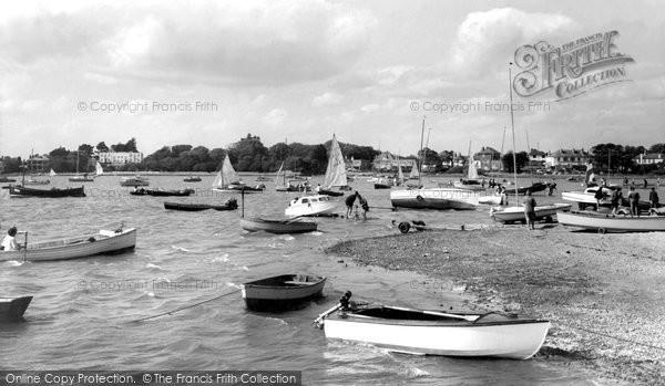 Mudeford, the Haven c1955