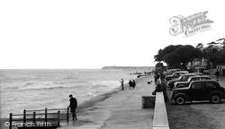 The Promenade c.1955, Mudeford