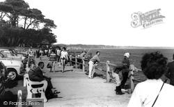 The Promenade c.1960, Mudeford