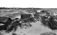 Mudeford, the Sand Hills 1934