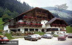 Mühlwald, Hotel Untersteiner 1983