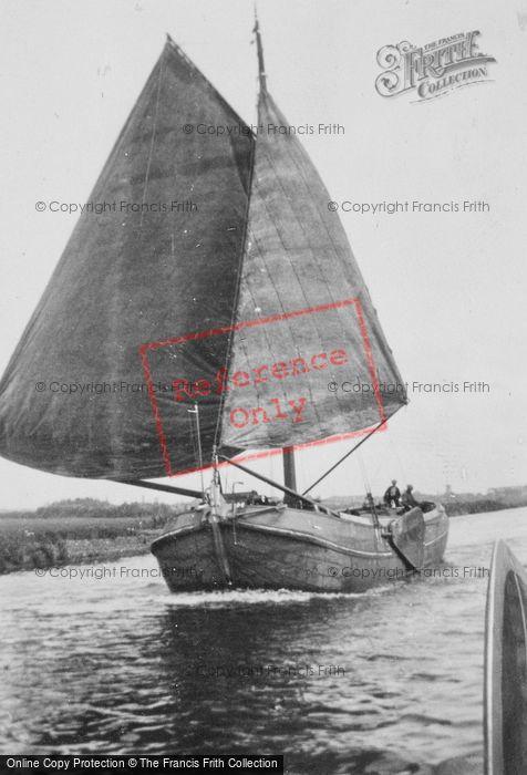 Photo of Muiden, Sailing c.1930