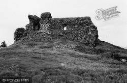 Aros Castle 1959, Mull
