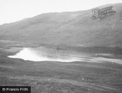 Loch Scoban, Artificial Island 1959, Mull