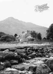 Mull, Lochbuie House 1959
