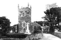 Mullion, Church Of St Mellanus 1922