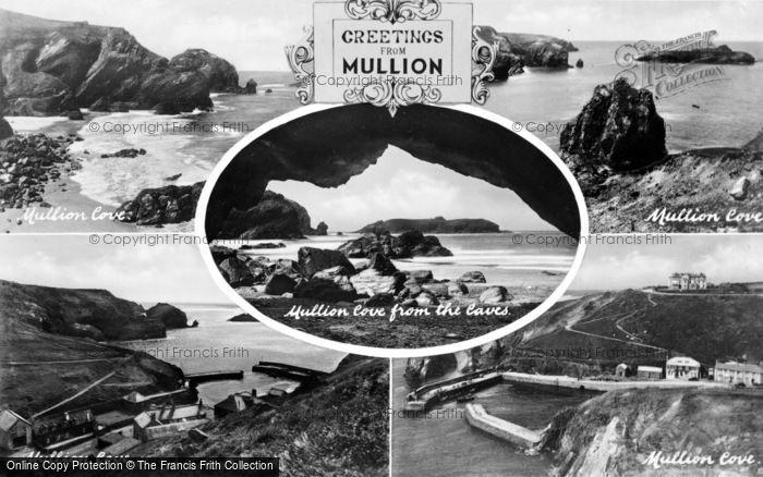 Photo of Mullion, Composite c.1955