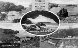 Mullion, Composite c.1955