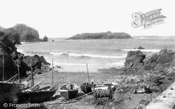 Mullion, Cove 1890
