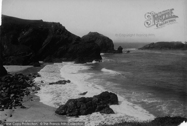 Photo of Mullion, Cove 1890