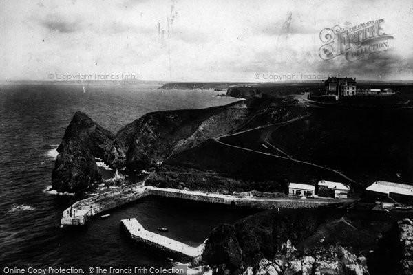 Photo of Mullion, Cove 1899