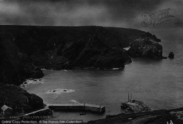 Photo of Mullion, Cove 1899