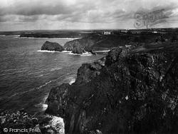 Mullion, Cove 1924