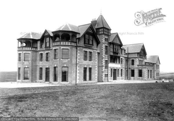 Photo of Mullion, Cove, Poldhu Hotel 1899