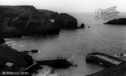 Mullion, From The Hotel c.1960