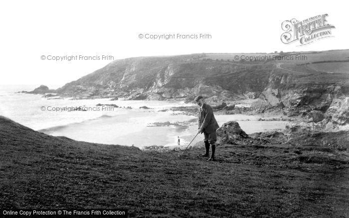 Photo of Mullion, Golf Links 1911