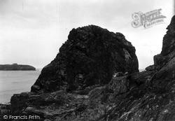 Mullion, Gull Rock c.1955