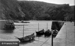 Mullion, Harbour And Cliffs c.1939