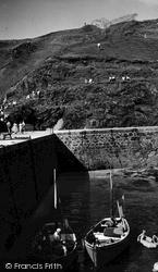 Mullion, Harbour c.1955