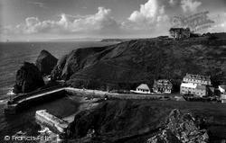 Mullion, Harbour c.1960