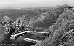 Mullion, Harbour c.1962