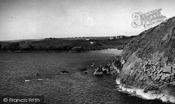 Mullion, Poldhu And Coast c.1955