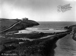 Mullion, Poldhu Beach 1939