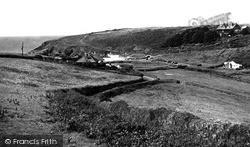 Poldhu Cove c.1955, Mullion