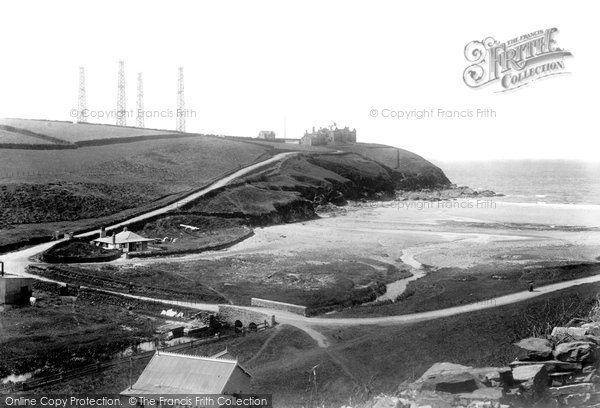 Photo of Mullion, Poldhu Hotel And Marconi Wireless Station 1904
