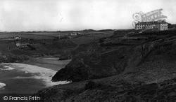 Mullion, Polurrian Cove c.1955