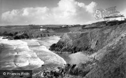 Mullion, Polurrian Cove c.1960