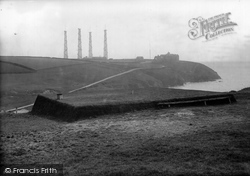 The Golf Links And Wireless Station 1911, Mullion