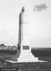 Mullion, The Marconi Memorial 1939
