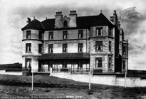 Photo of Mullion, The Mullion Cove Hotel 1899