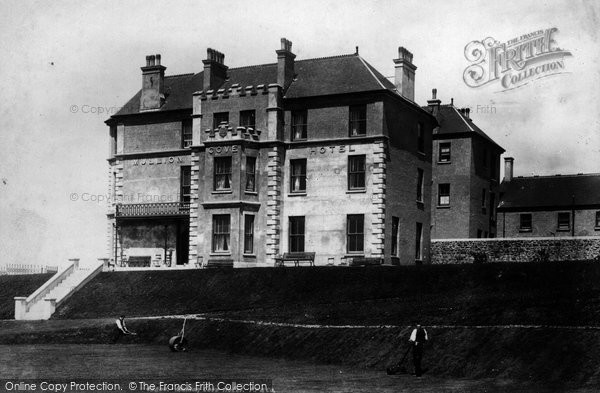 Photo of Mullion, The Mullion Cove Hotel 1899
