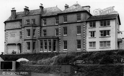 Mullion, The Mullion Cove Hotel c.1960