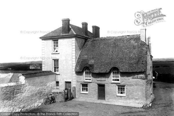 Photo of Mullion, The Old Inn 1904