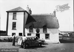 Mullion, The Old Inn c.1960