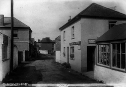 Mullion, The Post Office 1904