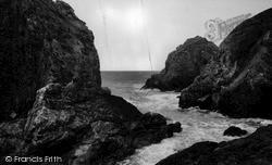 Mullion, The Rocks c.1955