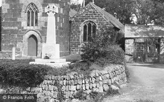 Mullion, War Memorial 1922