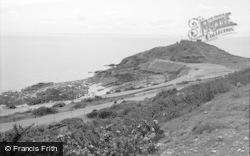 Mumbles, Bracelet Bay c.1935