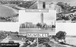 Mumbles, Composite c.1955