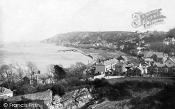 Mumbles, From Quarry 1898