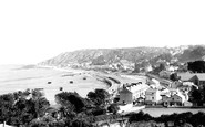 Mumbles, from the Quarry 1893