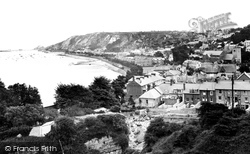 Mumbles, General View 1925