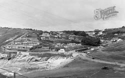Mumbles, Limeslade Bay c.1950